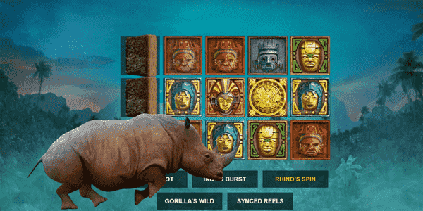 Review PG SLOT Indianas Quest RINO'S SPIN